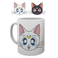Sailor Moon - Mug Luna & Artemis