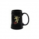Game of Thrones Lannister - Chope céramique Noire
