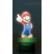 Nintendo - Veilleuse Mario 20 cm