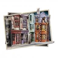 Harry Potter - Puzzle 3D Diagon Alley