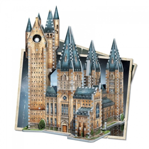 Harry Potter - Puzzle 3D Astronomy Tower