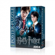 Harry Potter - Poster Puzzle