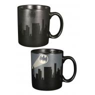 Batman - Mug décor thermique Dark Logo