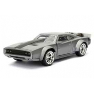 Fast & Furious - 8 1/32 Dom's Ice Charger métal
