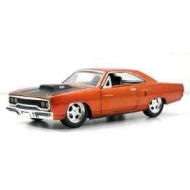 Fast & Furious 8 - Figurine 1/32 Dom's Plymouth GTX