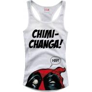 Deadpool - Debardeur femme Chimi Changa