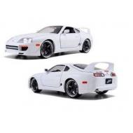 Fast & Furious 7 - Réplique 1/18 Toyota Supra 1995 blanc