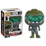 Doom - Figurine POP! Space Marine 9 cm