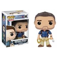 Uncharted - Figurine POP! Nathan Drake 9 cm