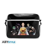 One Punch Man - Sac Besace Groupe Vinyle