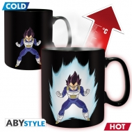 Dragon Ball - Mug Heat Change Vegeta