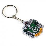 Harry Potter - Porte-clés métal Slytherin Crest 5 cm