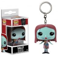 L'étrange Noël de Mr. Jack - Porte-clés Pocket POP! Sally 4 cm