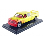 Kill Bill - Réplique 1/43 Chevrolet C-2500 1997 Pussy Wagon