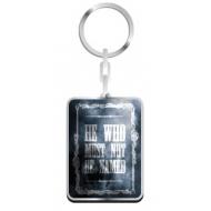 Harry Potter - Porte-clés métal Voldemort 5 cm