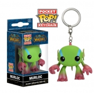 World of Warcraft - Porte-clés Pocket POP! Murloc 4 cm