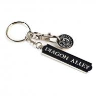 Harry Potter - Porte-clés métal Gringotts 5 cm