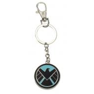 Avengers - Porte-clés métal Avengers Shield Logo 7 cm