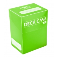 Ultimate Guard - Boîte pour cartes Deck Case 80+ taille standard Vert Clair