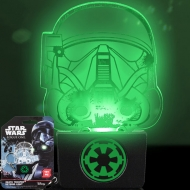 Star Wars Rogue One - Porte clef lumineux Trooper vert