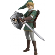 Legend of Zelda, The - The Legend of Zelda Twilight Princess figurine Figma Link DX Ver. 14 cm