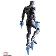 Marvel Comics -Figurine Variant Play Arts Kai Iron Man Limited Color Ver. heo EU Exclusive 27 cm