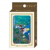 Studio Ghibli - Kiki la petite sorcière jeu de cartes à jouer