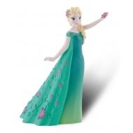 La Reine des neiges - Figurine Une fête givrée Elsa 11 cm