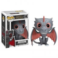 Game of Thrones - Figurine POP!  Drogon 10 cm