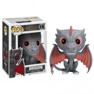 Game of Thrones - Figurine POP!  Drogon 10 cm