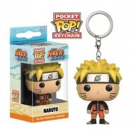 Naruto Shippuden - Porte-clés Pocket POP! Naruto 4 cm