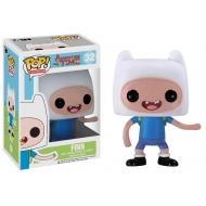 Adventure Time - Figurine POP! Finn 10 cm