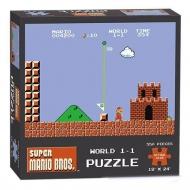 Super Mario Bros - Puzzle World 1-1