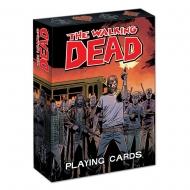 The Walking Dead - Jeu de cartes à jouer Comic Version