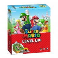 Super Mario - Jeu de plateau Level Up