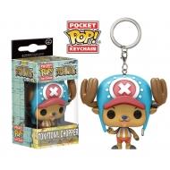 One Piece - Porte-clés Pocket POP! TonyTony Chopper 4 cm