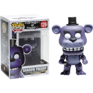 Five Nights at Freddy's - Figurine POP! Shadow Freddy 9 cm