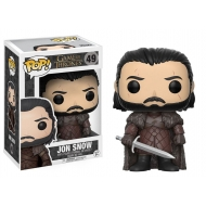 Game of Thrones - Figurine POP! Jon Snow 9 cm