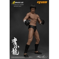 Bruce Lee -  Statuette 1/12  The Martial Artist Series No. 2 (Iconic MMA Outfit) 19 cm