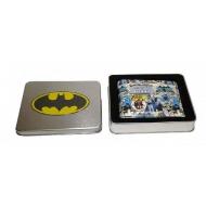 DC Comics - Porte-monnaie avec boite métal Batman & Robin