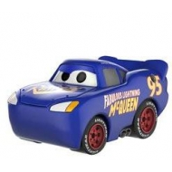Cars - 3 POP! Disney Vinyl figurine Lightning McQueen Grey (Blue) 9 cm