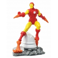 Marvel Comics - Mini figurine Iron Man 7 cm