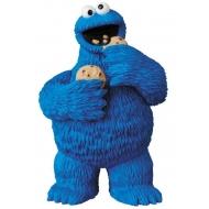 1, Rue Sesame - 1 rue Sésame mini figurine Medicom UDF Cookie Monster 9 cm