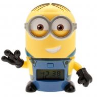 Moi, moche et mechant 3 - Réveil lumineux BulbBotz Minion Dave 14 cm