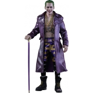 Suicide Squad - Figurine Movie Masterpiece 1/6 The Joker (Purple Coat Version) 30 cm