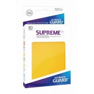 Ultimate Guard - 80 pochettes Supreme UX Sleeves taille standard Jaune