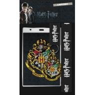Harry Potter - Dragonne avec porte-clés caoutchouc Poudlard