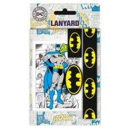 DC Comics - Dragonne avec porte-clés caoutchouc Batman