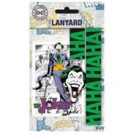 DC Comics - Dragonne avec porte-clés caoutchouc Joker