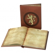 Game of Thrones - Notebook Lumineux Lannister